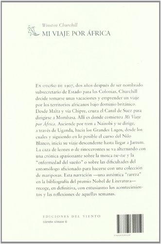 Mi Viaje Por Africa (Spanish Edition) 1