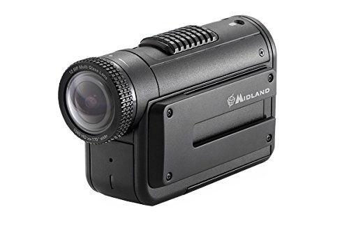 Midland XTC-400 HD Action Camera (12MP, CMOS Sensor) 4