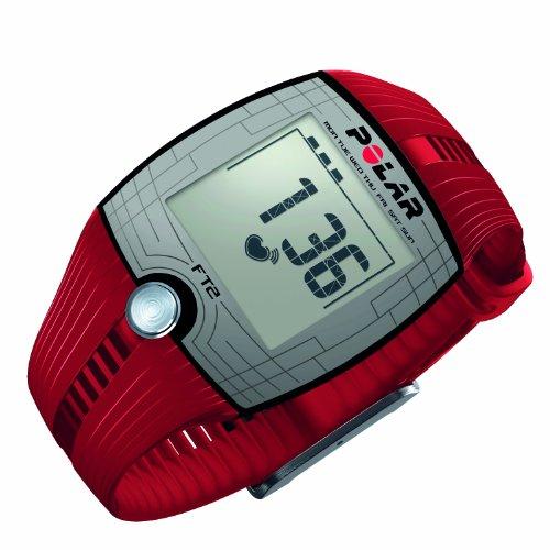 Polar FT2 - Reloj con pulsómetro y pantalla grande de fácil lectura para inicio en fitness 1