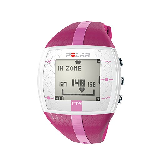 Polar FT4 - Reloj con pulsómetro e indicador de calorías consumidas para fitness y cross-training 1