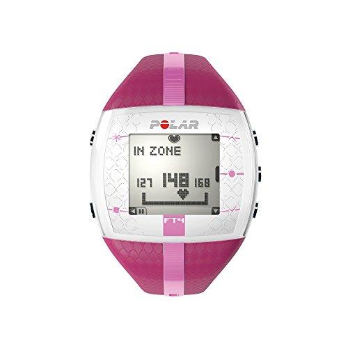 Polar FT4 – Reloj con pulsómetro e indicador de calorías consumidas para fitness y cross-training