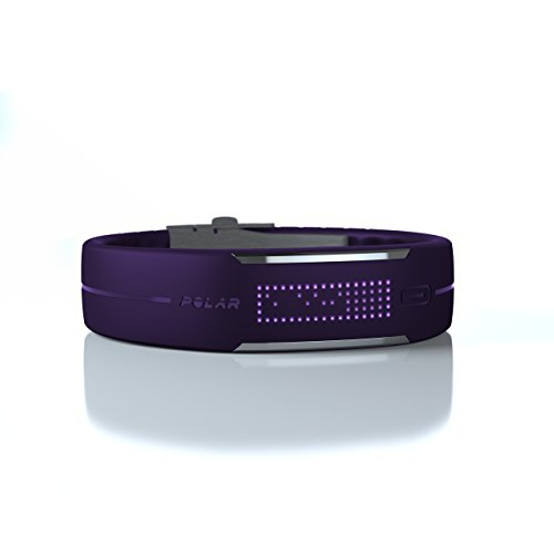 Polar Loop Purple Activity Tracker Smart Guidance Waterproof Bluetooth Genuine 1