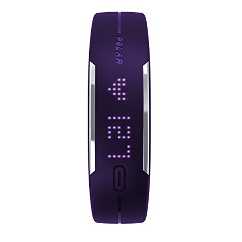 Polar Loop Purple Activity Tracker Smart Guidance Waterproof Bluetooth Genuine 15