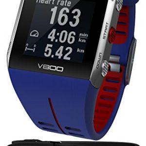 Polar V800 – Reloj deportivo con GPS y sensor de frecuencia cardíaca H7 HR Sensor