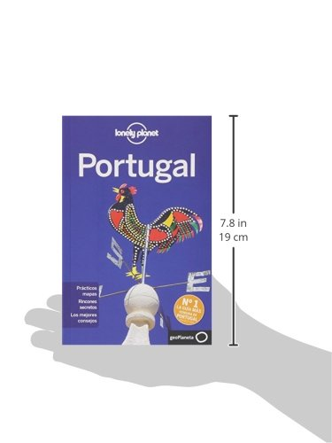 Lonely Planet Portugal (Travel Guide) (Spanish Edition) 2