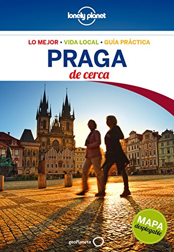 Lonely Planet Praga De Cerca (Travel Guide) (Spanish Edition) 1