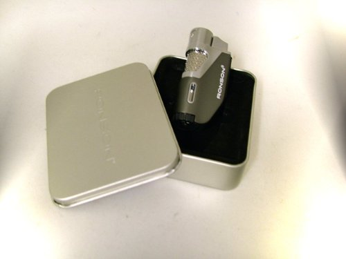 Ronson- Space Jet Flame Gas Lighter 1