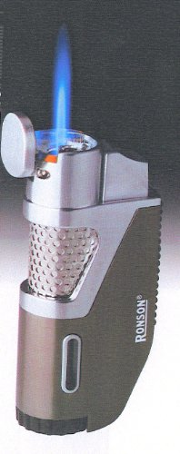 Ronson- Space Jet Flame Gas Lighter 2