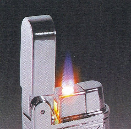 Ronson- Venetian Jet Flame Gas Lighter 2
