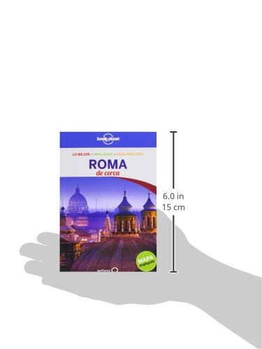 Lonely Planet Roma de cerca (Travel Guide) (Spanish Edition) 2