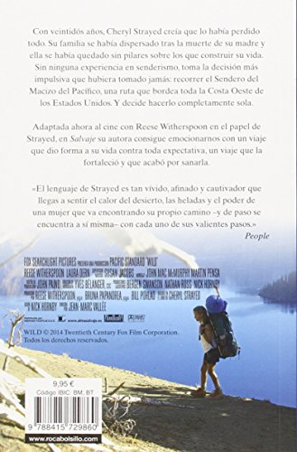 Salvaje (Spanish Edition) 1