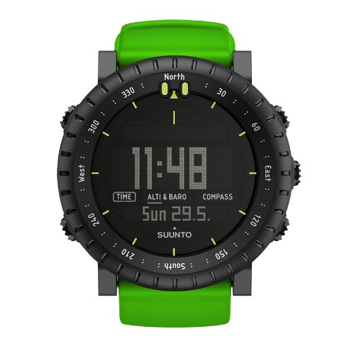 Suunto Core Sportuhr Red Crush - GPS de mano 5