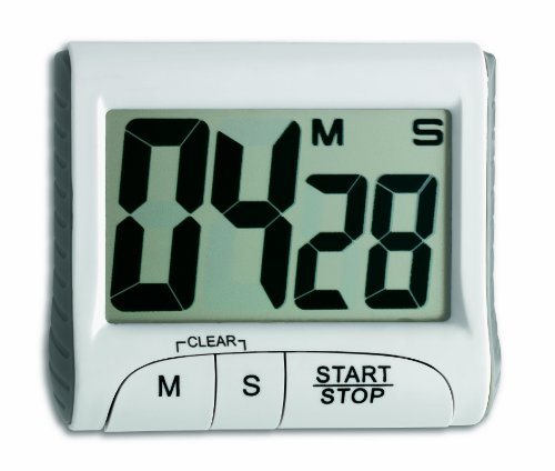 TFA 38.2021 Electronic Timer with Stop Clock 1
