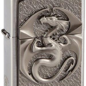 #200 Dragon 3D Emblem