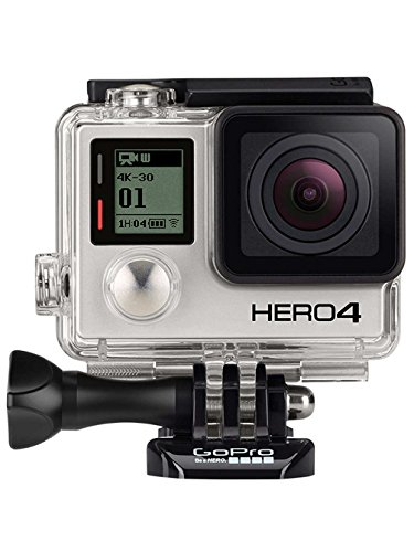 GoPro HERO4 Black Edition- Videocámara deportiva (12 Mp, Wi-Fi, Bluetooth, sumergible hasta 40 m) 5