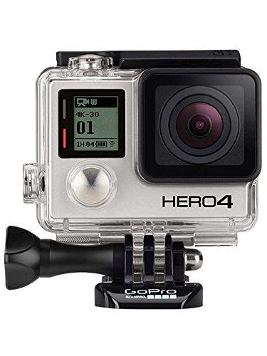 GoPro HERO4 Black Edition- Videocámara deportiva (12 Mp, Wi-Fi, Bluetooth, sumergible hasta 40 m) 3