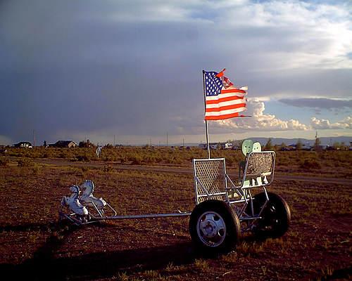 Hooper UFO Watchtower