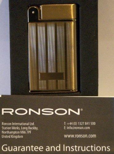 Ronson- Venetian Jet Flame Gas Lighter 1