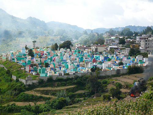 Cementerios De Colores De Guatemala