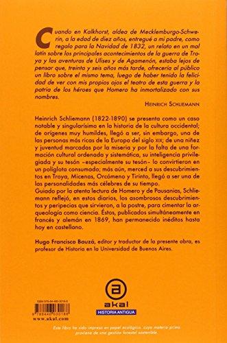 Ítaca, el Peloponeso, Troya: Investigaciones arqueológicas (Spanish Edition) 1