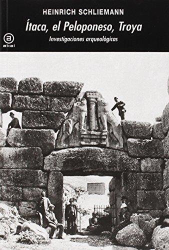 Ítaca, el Peloponeso, Troya: Investigaciones arqueológicas (Spanish Edition) 5