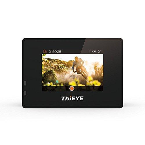 ThiEYE i60 WIFI - 40M Cámara de Deporte para casco Impermeable, Video de Alta definición 1080P 60fps 2