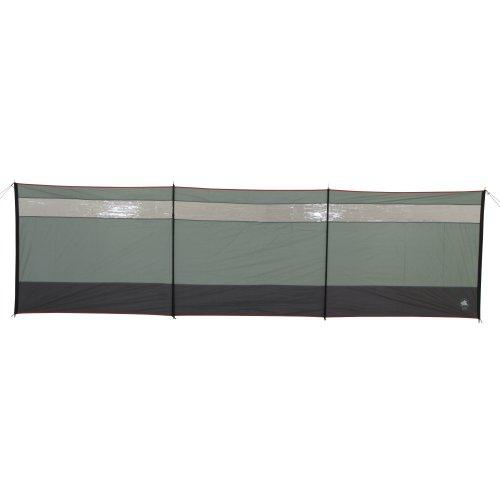 10T MISTRAL - Parasol y cortavientos (500x140 cm), color verde 1