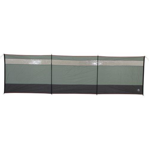 10T MISTRAL - Parasol y cortavientos (500x140 cm), color verde 2