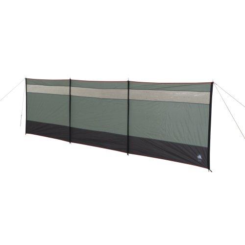 10T MISTRAL - Parasol y cortavientos (500x140 cm), color verde 3