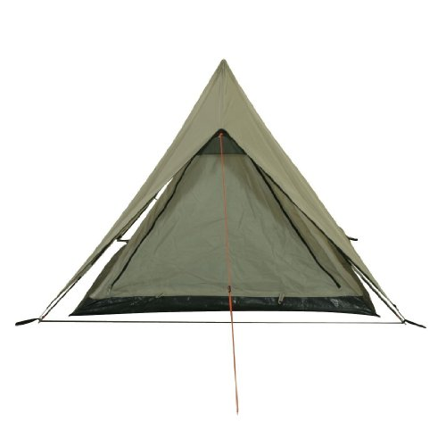 10T 2 person ridge tent PONETO 2 HH=5000mm by 10T Outdoor Equipment