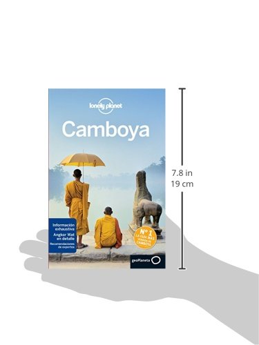 Lonely Planet Camboya (Travel Guide) (Spanish Edition) 2