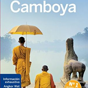 Lonely Planet Camboya (Travel Guide) (Spanish Edition)