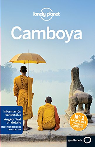 Lonely Planet Camboya (Travel Guide) (Spanish Edition) 1