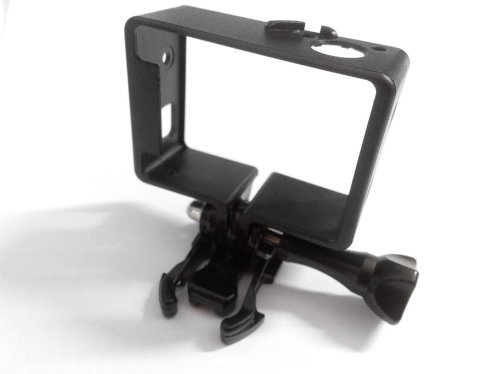 JMT OEM Camera Standard Border Frame Mount Protective Housing for Gopro Hd Hero 3 Camera 1