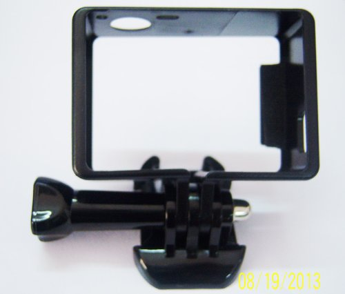 JMT OEM Camera Standard Border Frame Mount Protective Housing for Gopro Hd Hero 3 Camera 2