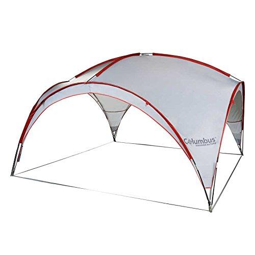 Columbus Camp Shelter - Carpa para picnic, color gris 1