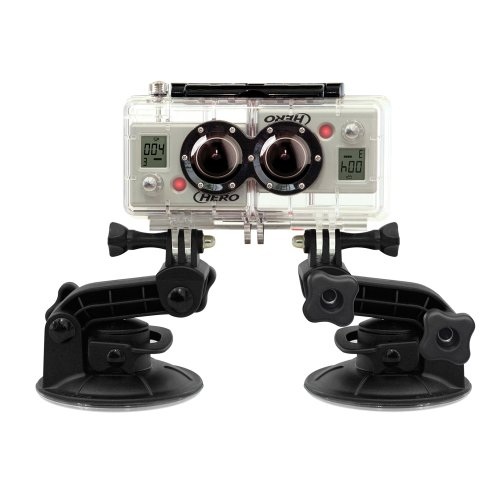 GoPro Expansion Kit for HERO Cameras (Discontinued by Manufacturer) 2