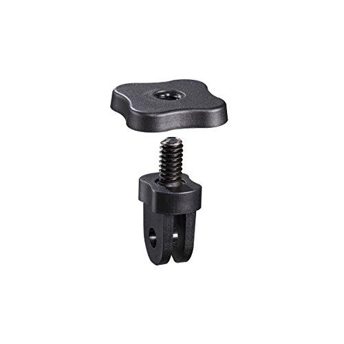 Mantona 20233 - Adaptador de tornillo para rosca (adecuado para GoPro), color negro 15