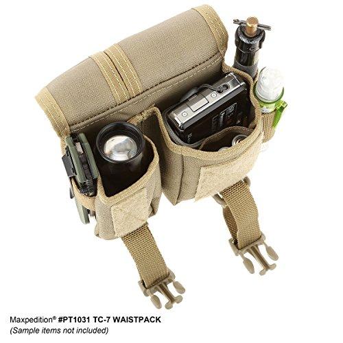 Maxpedition TC-7 Pouch, Khaki 2