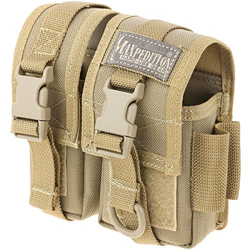 Maxpedition TC-7 Pouch, Khaki 5