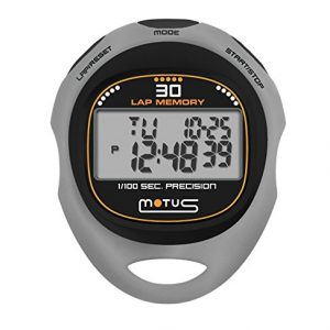 Motus Trainer MT38 Cronómetro Gris 3