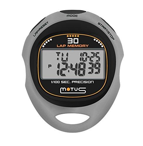 Motus Trainer MT38 Cronómetro Gris 7