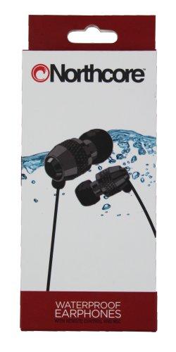 Northcore Waterproof Headphones One Size Black 1