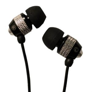 Northcore Waterproof Headphones One Size Black