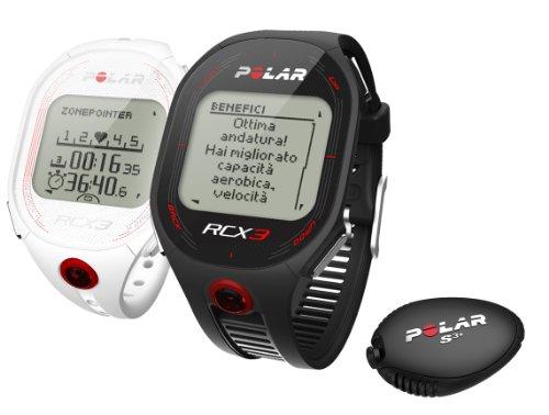 POLAR RCX3 Monitor Cardíaco para Running 2