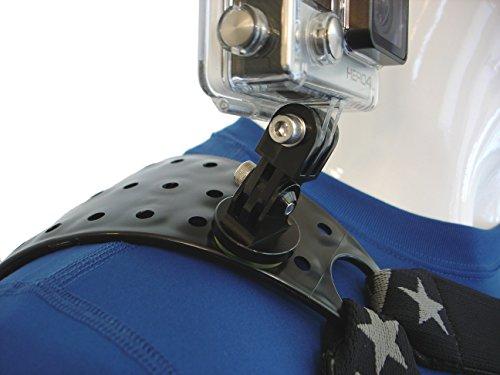 STUNTMAN G - Shoulder, Chest and Hip Mount for GoPro Cameras 2