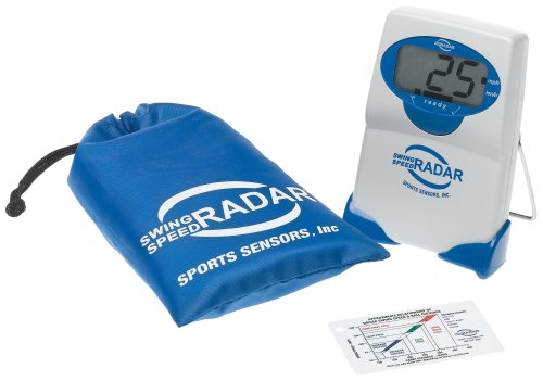 Sports Sensors Swing Speed Radar 4