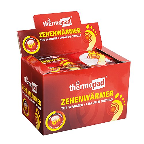 Thermopad 78320 Toe Warmers(30 toe warmers)