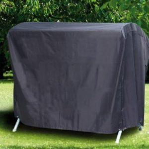Wehncke Schutzhülle Deluxe für Gartenschaukeln 3-sitzig - Tienda refugio 9