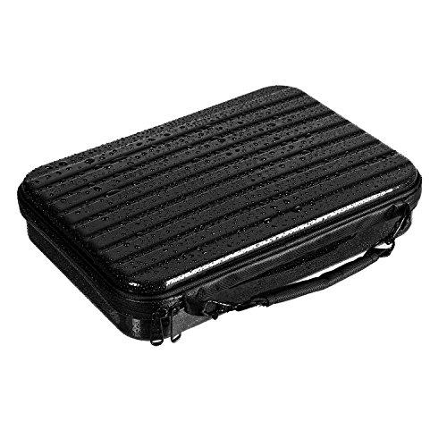 Funda GoPro protección total, maletín GoPro de gran capacidad e impermeable, estuche GoPro con acabado exclusivo, la mejor bolsa de viaje para tu GoPro. 1